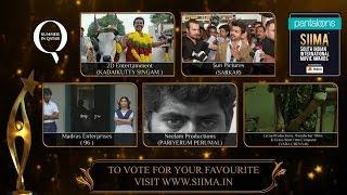 Gambar cover Pantaloons SIIMA 2019 | Best Film Nominees | Tamil