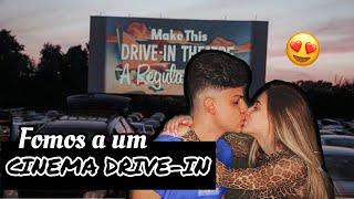VLOG: FOMOS EM UM CINEMA DRIVE-IN E FOI PERFEITO!