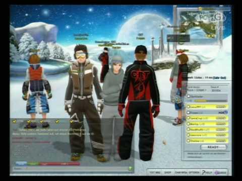 Snowbound Online bei GIGA