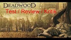 Deadwood Review / Serientester / Kritik Deutsch (HD)