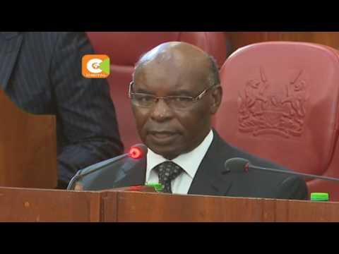 Senate legal committee meeting on electoral laws
