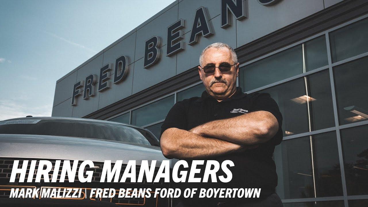 Ford Of Boyertown Mark Malizzi Universal Technical Institute