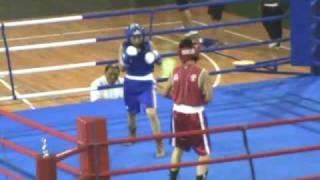 2009年亞洲拳擊錦標賽暨亞洲室內運動會中華代表隊選拔賽-女子組-第04場