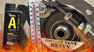 Bizol Allround TDL 75W90 Jak skutecznie olej przekładniowy chroni skrzynie? 100°C
