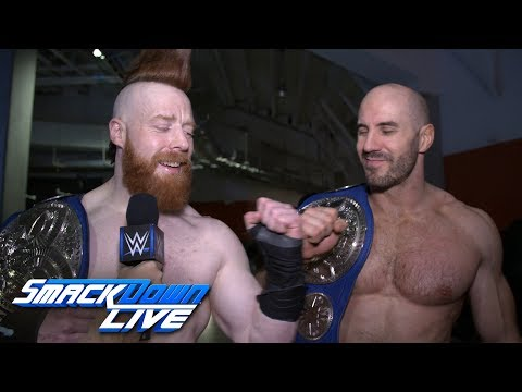 The Bar are silent after demolishing The Miz & Shane McMahon: SmackDown Exclusive, Jan. 22, 2019