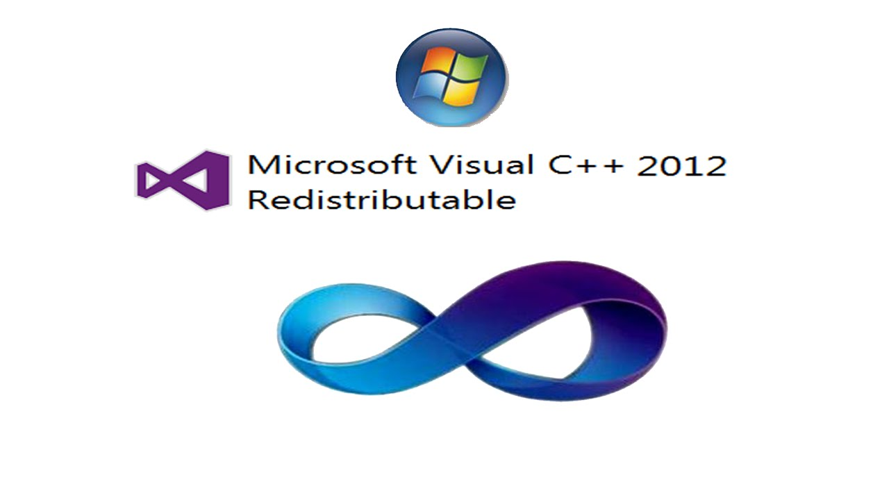 microsoft visual c++ 2012 redistributable (x64) package