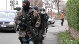Mann bei SEK-Einsatz in Erfurt Erschossen