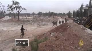 جيش حلب.. وحدة الفصائل أمير مصيري