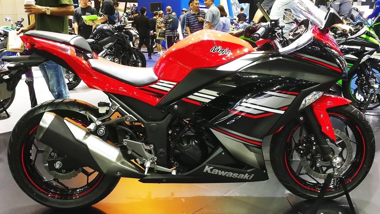 Kawasaki Ninja 300 Red идеи изображения мотоцикла