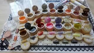 Розпакування нігтьових посилок з Алиэкспресс частина 13