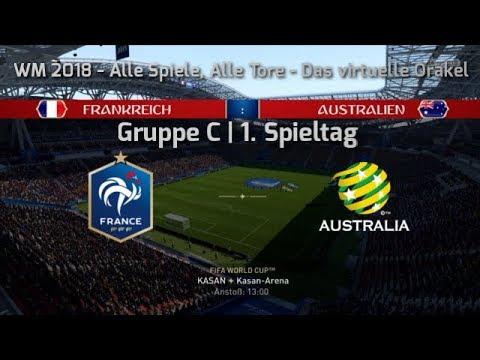 Frankreich Australien Wm 2021