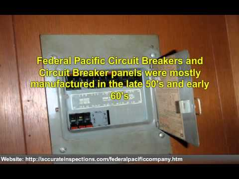 federal pacific circuit breakers youtube. Black Bedroom Furniture Sets. Home Design Ideas