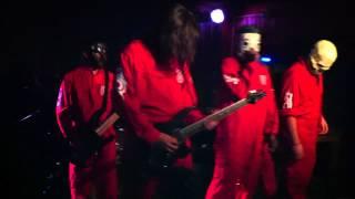 The Nameless Live From Rancagua @Golden Rockbar