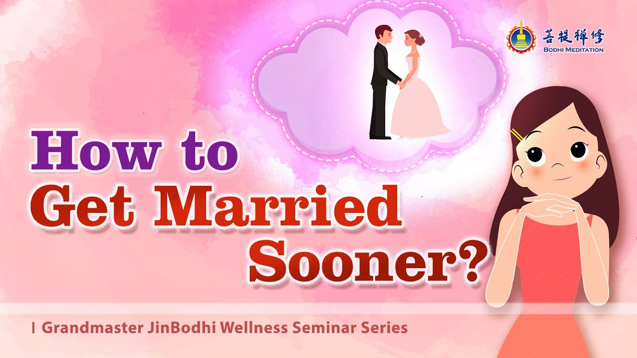 How To Get Married Sooner Love Q A Youtube