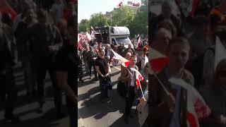 11 Maja 2019 Warszawa. Marsz #STOP447 #2 Przemarsz
