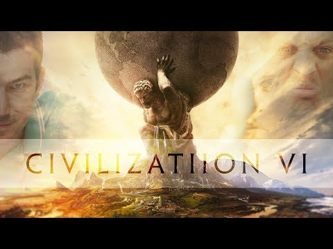 Civilization VI coop Prof & Bill - Ep 18