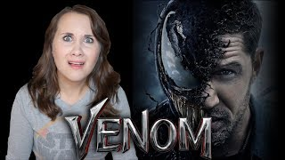 Rachel Reviews Venom || Adorkable Rachel