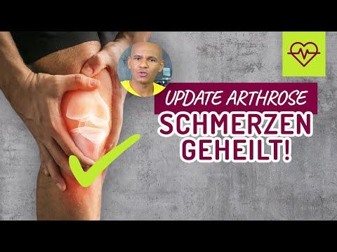 Arthrose Heilen. Laut den Videos möglich. 3