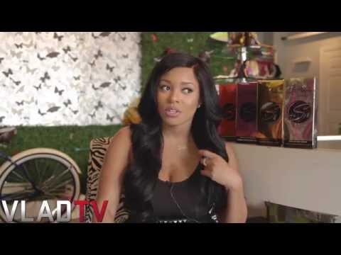 Sheneka Adams: I Watched Video Vixen Pleasure an Artist on Set