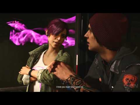 Infamous: Second Son - Good / Evil Karma Choices: Fetch