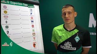 Jubiläumsgewinnspiel: WIESENHOF: Werder-Expertentipp 21. Spieltag 18/19