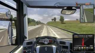 Nos premières impressions sur Euro Truck Simulator 2 (PC)