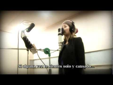 [Dream High 2 OST] Yenny (YeEun) - Hello To Myself (Sub. Español)