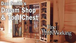 Dan Smith's Dream Shop and Tool Chest