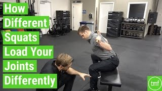 How Different Squats Load Joints Differently | Ep 108 | Movement Fix Monday | Dr. Ryan DeBell