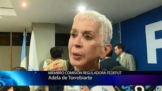 Adela de Torrebiarte dirigirá a la Fedefut por parte de Comisión Reguladora FIFA