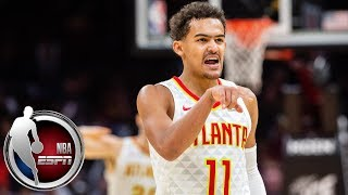 Trae Young goes off for 35 points and 11 assists in Hawks' win vs. Cavaliers | NBA Highlights