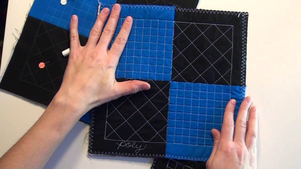 Quilting Batting and Basting Tips - YouTube : heavy quilt batting - Adamdwight.com