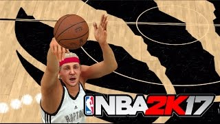 can a giant player with all 99 stats hit 40 3 pointers in under 3 minutes nba 2k17 challenge