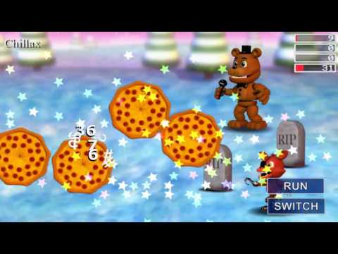 We are number one but it's not and it's just FNAF world mobile gameplay