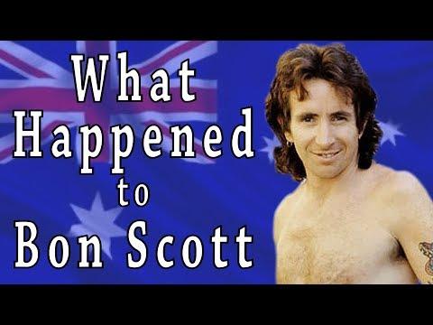 What happened to BON SCOTT? music