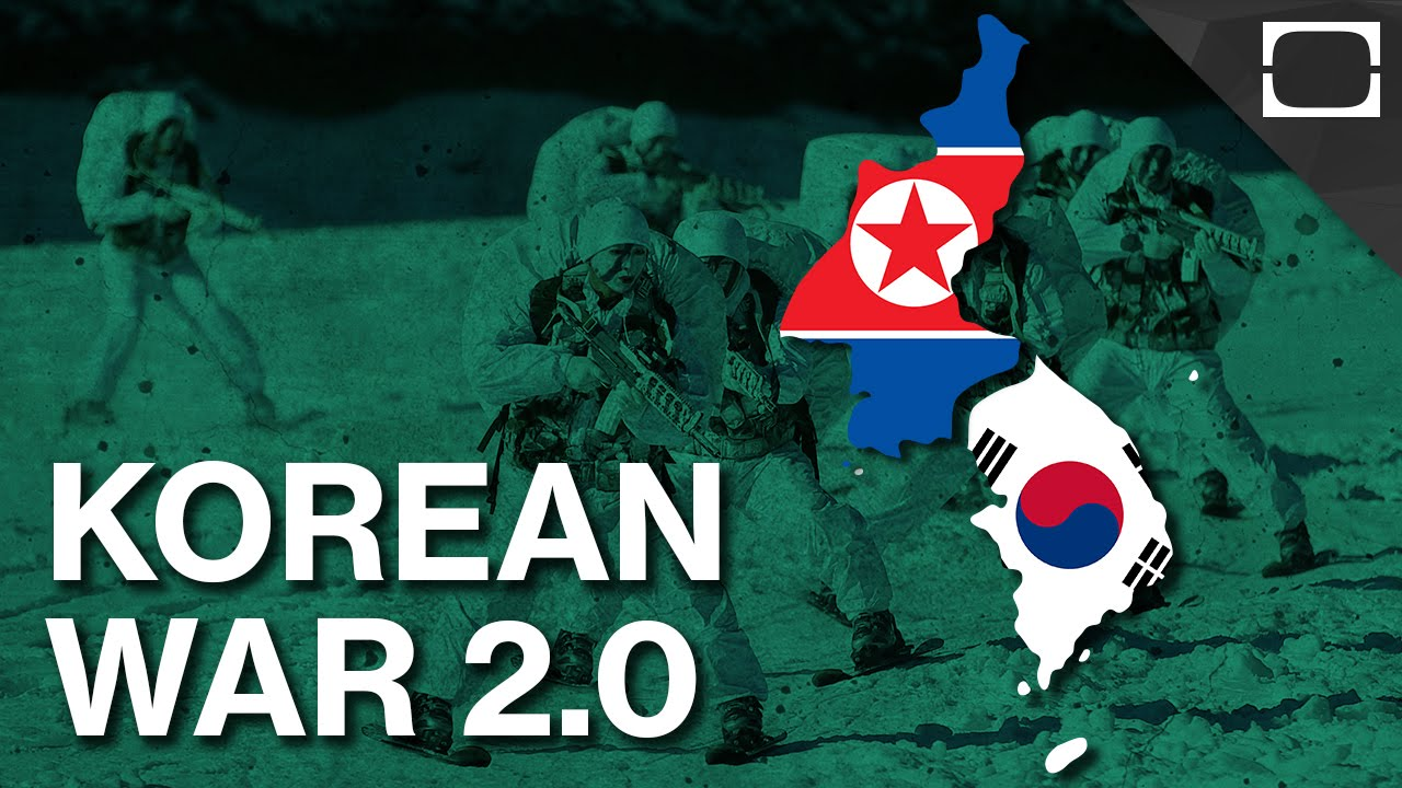 What if north and south korea went to war youtube publicscrutiny Image collections