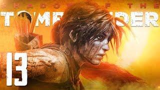 Larę POJEBAŁO | Shadow of the Tomb Raider [#13]