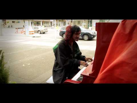 Homeless Piano Man
