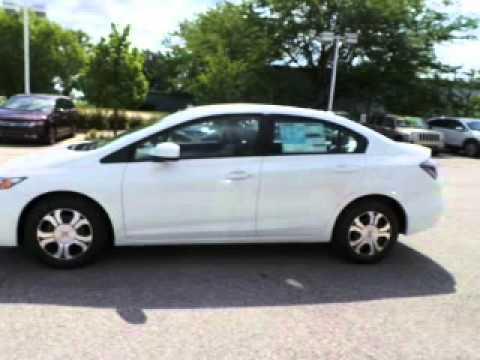 2015 Honda Civic Hybrid   Avon IN. Terry Lee