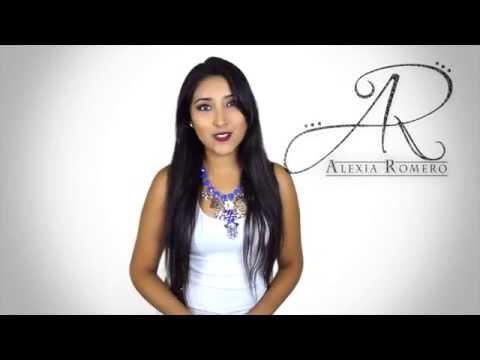 Alexia Romero   Saludos a Radio Ameri-K de Artigas Uruguay