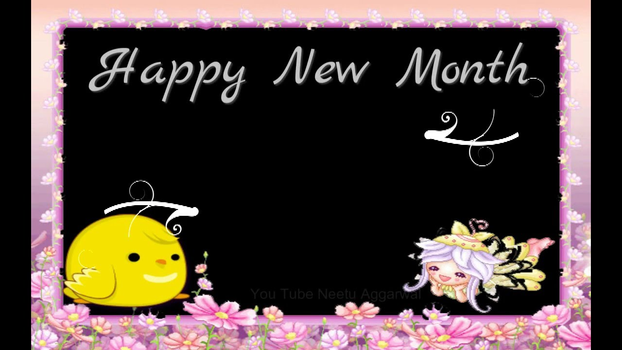 December 2019 Full List Of Happy New Month Messages To Love Ones