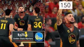 NBA 2K16 MyCAREER NBA FINALS Part 2 - 150 Points Challenge! 2K TROLLING AGAIN!!!!