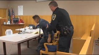 Billings man yells at jury following rape conviction