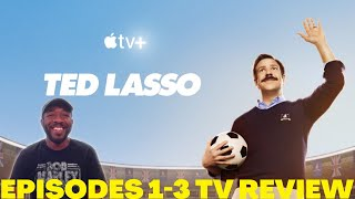 <b>Ted Lasso</b> Apple TV+ Episodes 1-3 Reviews   SPOILER FREE ...