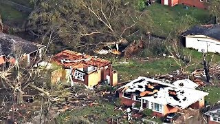 США терзают снегопады, наводнения и торнадо, есть жертвы