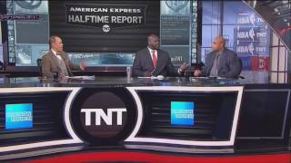 Inside The NBA: Shaq's hilarious attempt to speak French