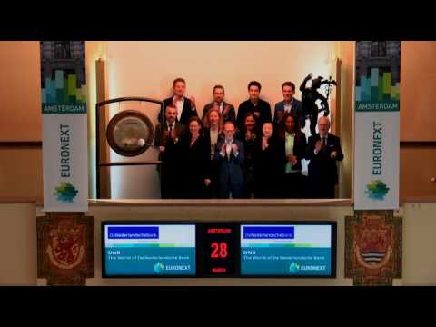 DNB luidt gong voor De wereld van De Nederlandsche Bank