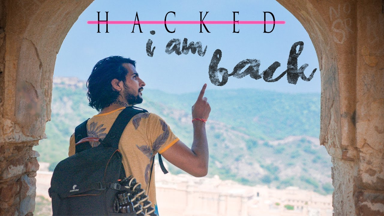 How Binod hacked my Youtube Channel ? Traveling Mondays is back : Story vlog