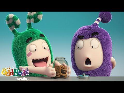 Oddbods | Monstruito Come Galletas | Dibujos Animados Graciosos Para Niños