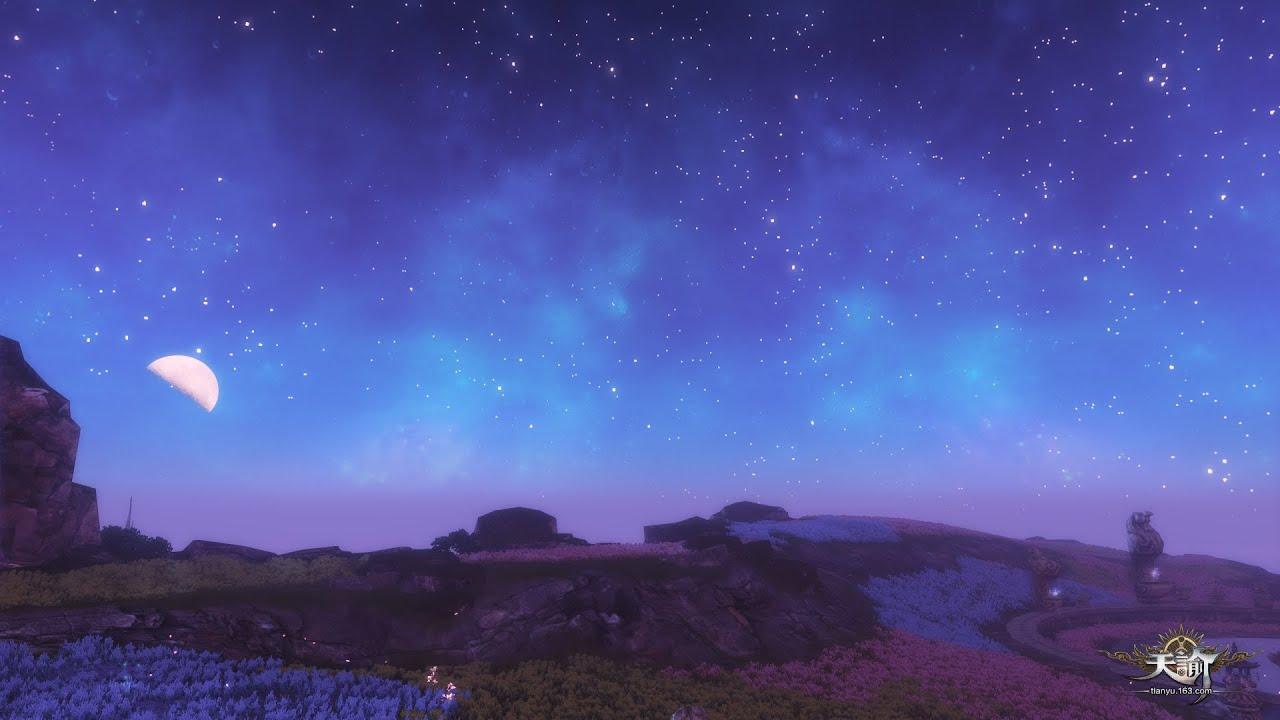 картинка ночи красивая